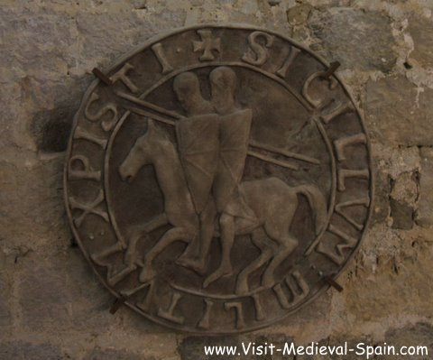 History of Spain - The Knights Templar | Visit-Medieval